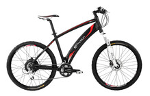 BH Bikes Neo XTREM black/red